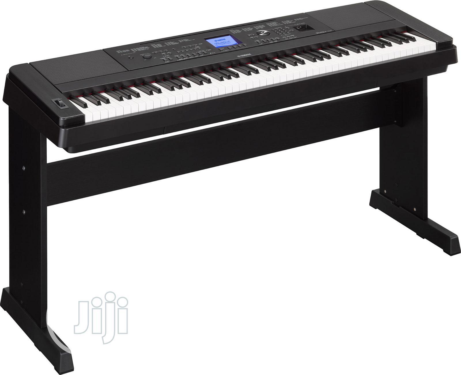 Archive: Yamaha DGX-660 Yamaha Piano -Ja07