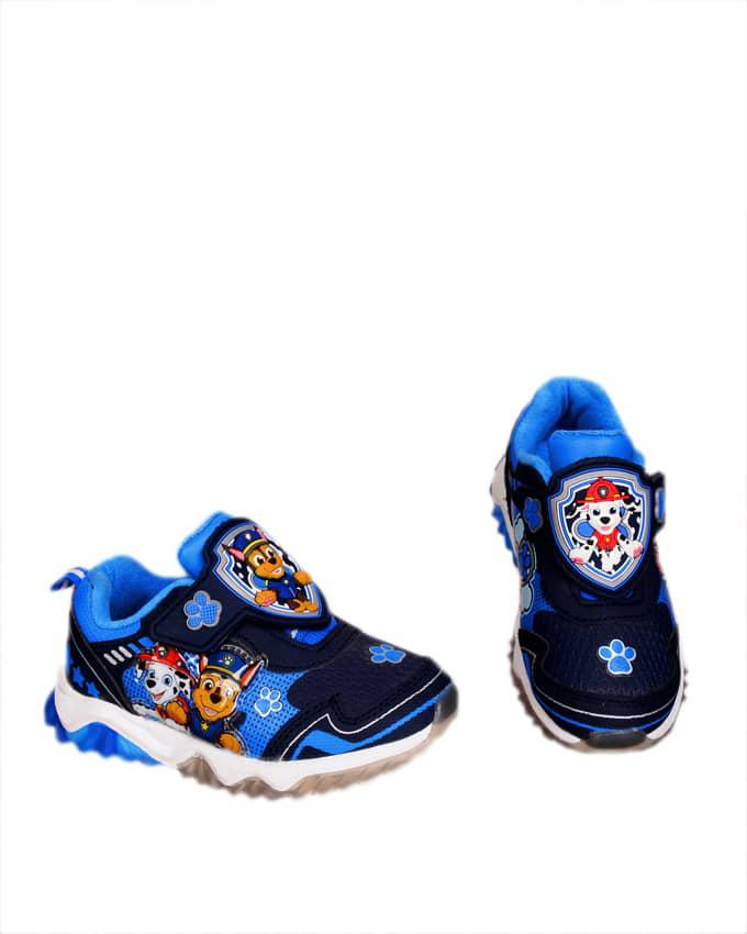 Pawpatrol Light Up Sneakers for Boys N Girls US Size 9/27