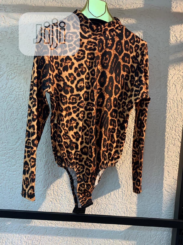 Bodysuit Top for Ladies/Women
