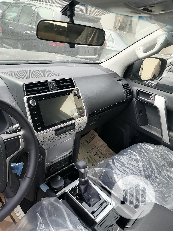 Archive: New Toyota Land Cruiser Prado 2020 Black