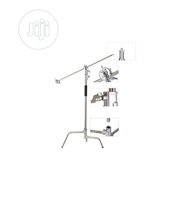 C-stand Photo Studio Light Stand | Accessories & Supplies for Electronics for sale in Port-Harcourt, Rivers State, Nigeria