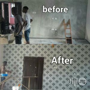 Wallpaper And Installation | Building & Trades Services for sale in Lagos State, Oshodi