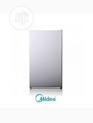 Midea Single Door Fridge HS-121L - Silver | Kitchen Appliances for sale in Abuja (FCT) State, Apo District