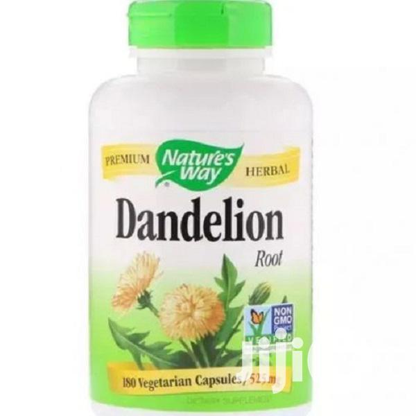 Nature's Way Dandelion Root 525mg