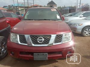 Nissan Pathfinder 2006 LE 4x4 Red | Cars for sale in Lagos State, Isolo