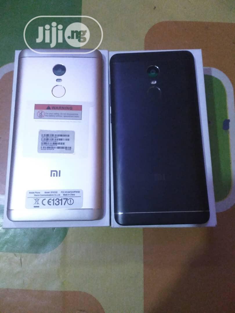 Archive: Xiaomi Redmi Note 4 64 GB Black