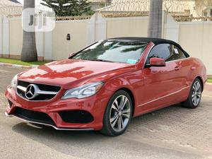 Mercedes-Benz E350 2014 Red   Cars for sale in Abuja (FCT) State, Central Business District
