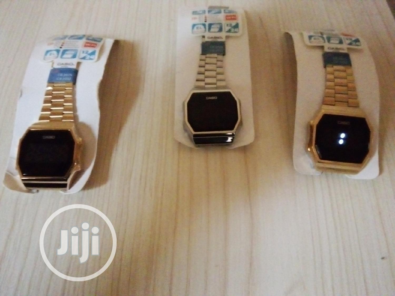 Casio Digital Touch Screen Watch   Watches for sale in Chikun, Kaduna State, Nigeria