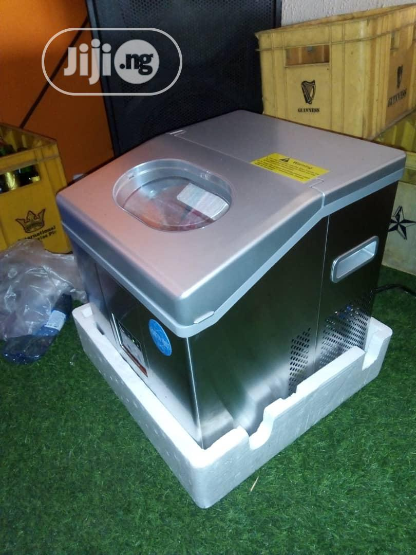 Newly Imported Portable Ice Cube Machine