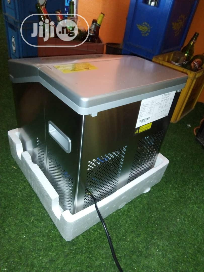 Newly Imported Portable Ice Cube Machine | Restaurant & Catering Equipment for sale in Ojo, Lagos State, Nigeria