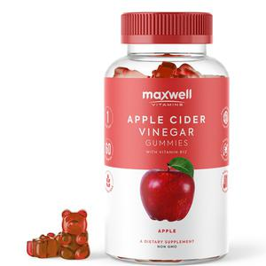 Maxwell Vitamins Apple Cider Vinegar Gummies | Vitamins & Supplements for sale in Lagos State, Ojo