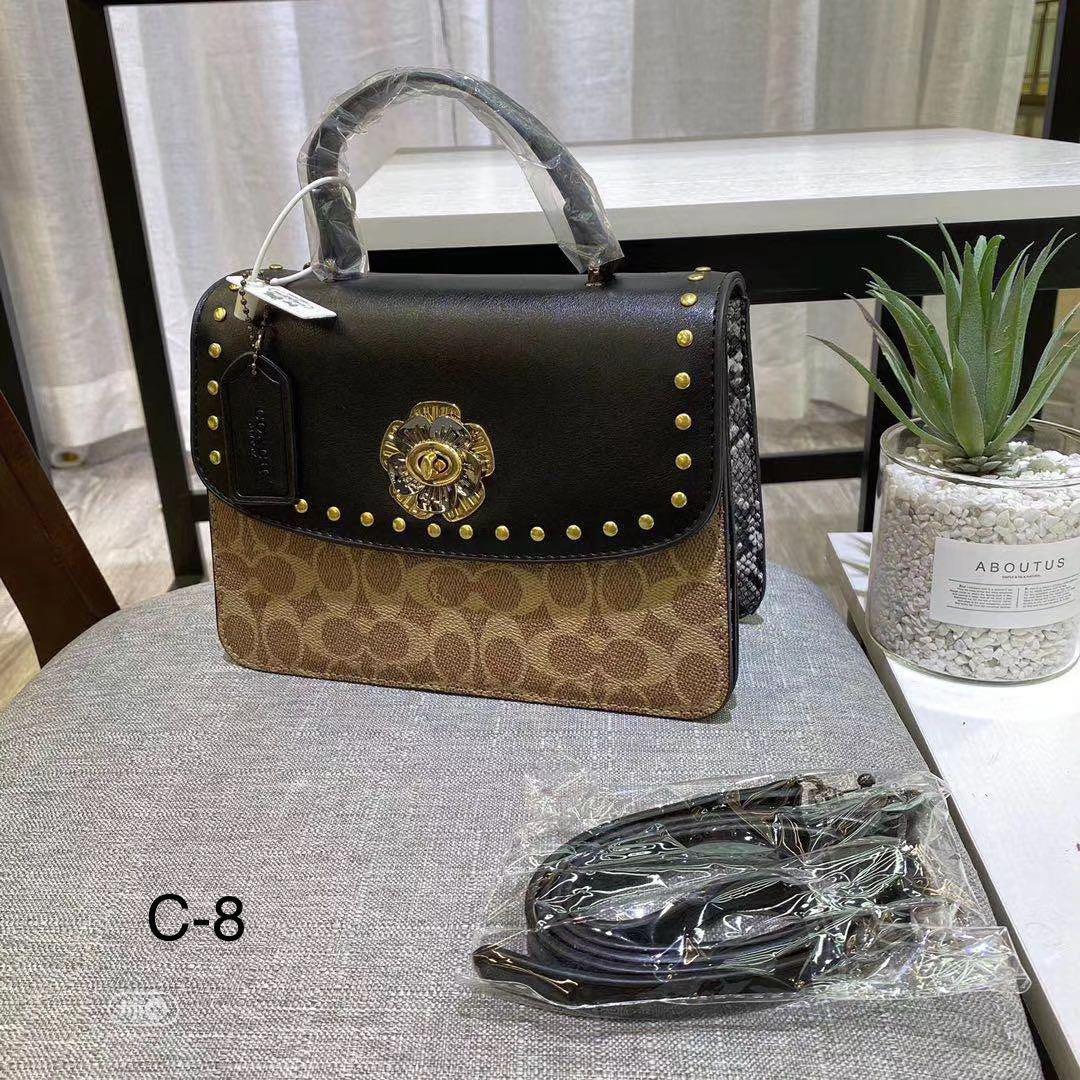 Ladies Quality Genuine Leather Handbags | Bags for sale in Ikeja, Lagos State, Nigeria