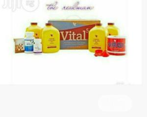 Forever Vital 5. Bringing Bck Vitality. Total Wellness   Vitamins & Supplements for sale in Lagos State, Ikeja