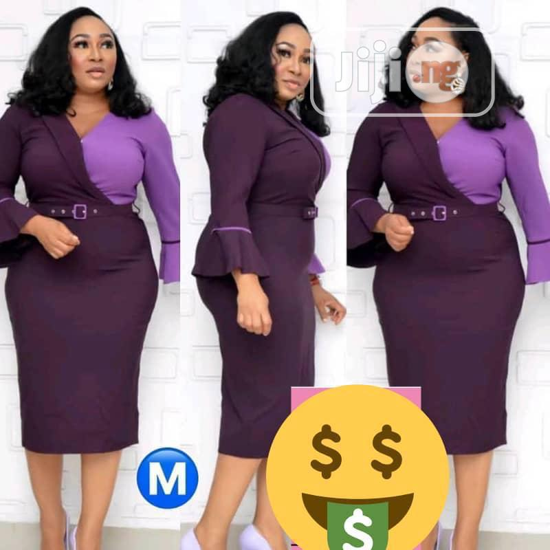 Classic Ladies Gown | Clothing for sale in Ikotun/Igando, Lagos State, Nigeria