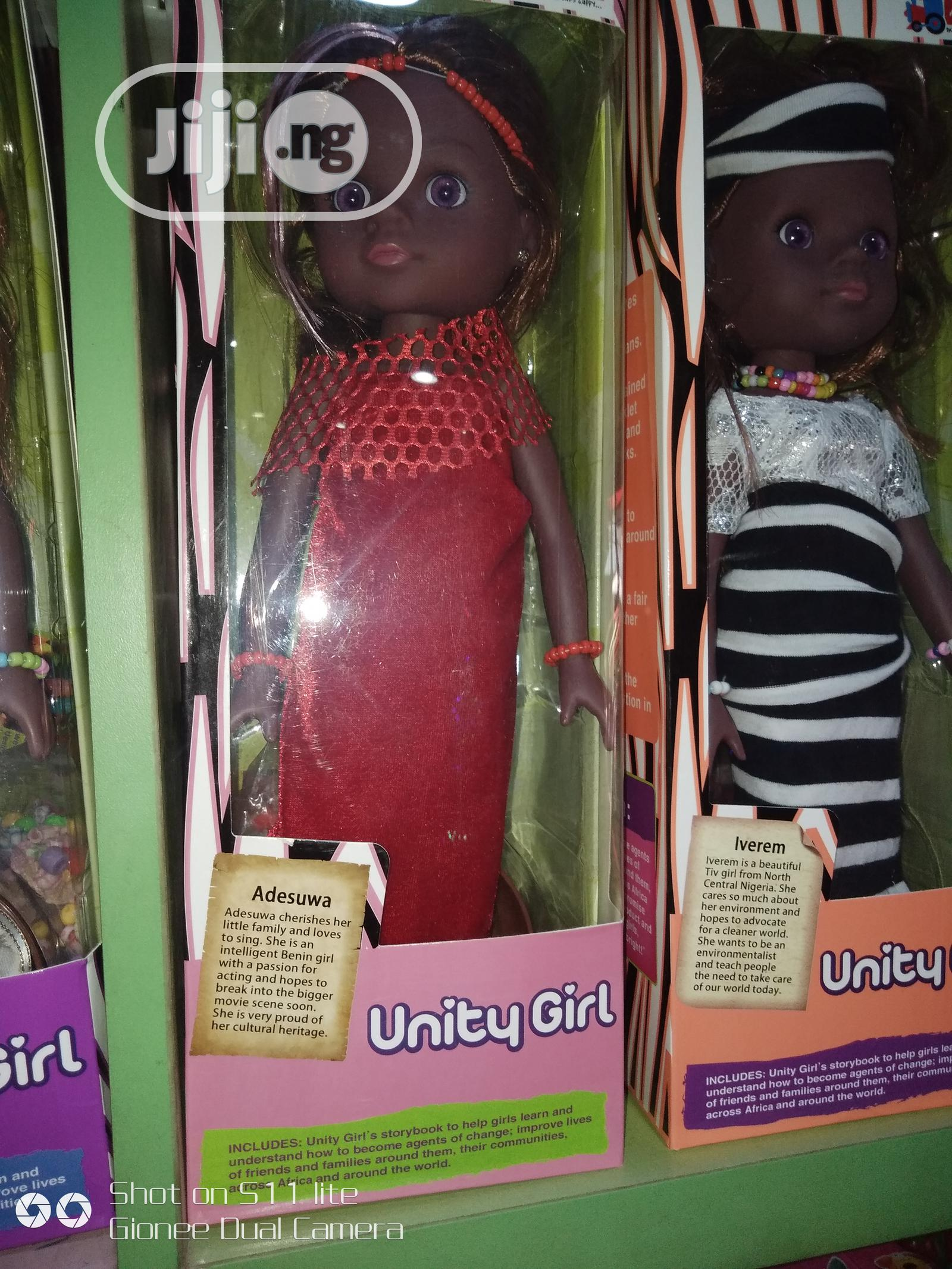 Archive: Unity Doll