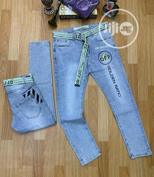 Original Off White Jeans   Clothing for sale in Lagos State, Lagos Island (Eko)