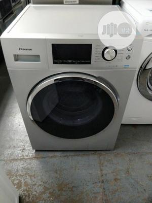 Hisense Wash Machine (8kgdryer) INVERTER SMART CONTROL   Home Appliances for sale in Lagos State, Ojo