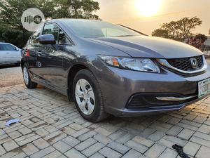 Honda Civic 2014 Gray | Cars for sale in Abuja (FCT) State, Gwarinpa