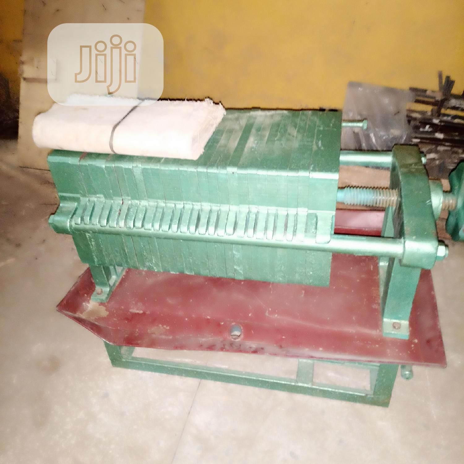 Oil Filter Press | Manufacturing Equipment for sale in Nasarawa-Kano, Kano State, Nigeria