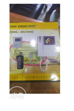Video Intercom System -n22   Home Appliances for sale in Lagos State, Alimosho