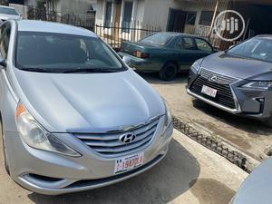 Hyundai Sonata 2011 Silver | Cars for sale in Lagos State, Victoria Island