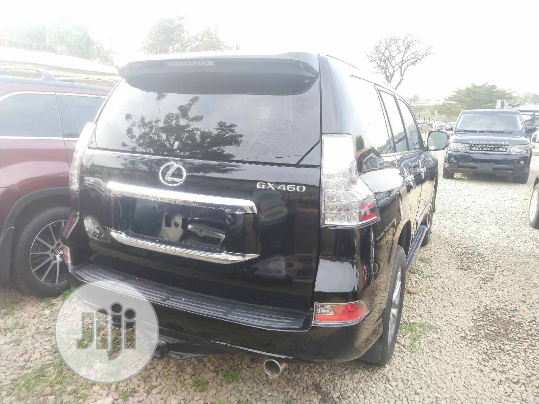 Archive: Lexus GX 2018 460 Luxury Black