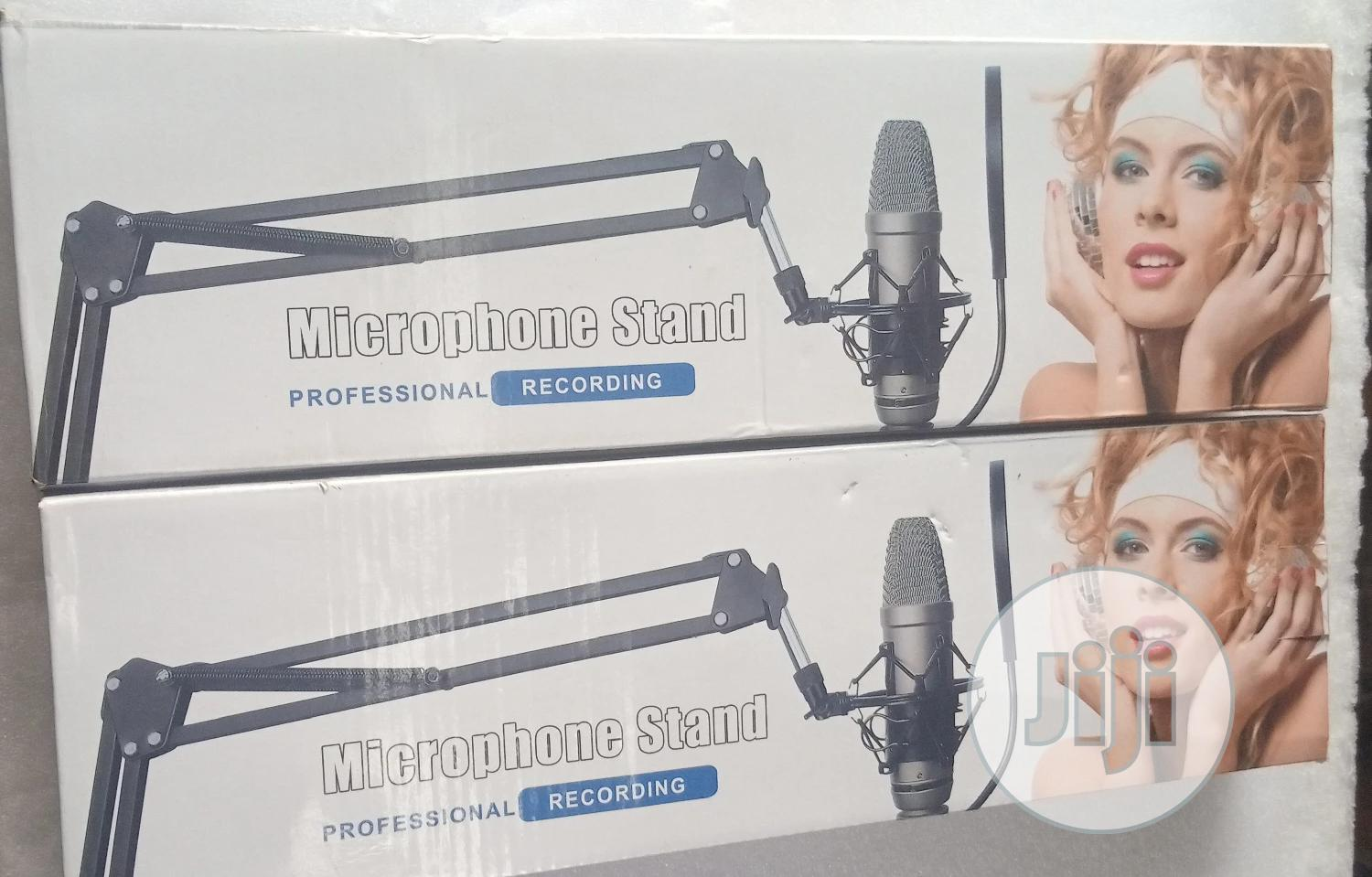 Studio Adjustable Table Mic Stands | Accessories & Supplies for Electronics for sale in Mushin, Lagos State, Nigeria