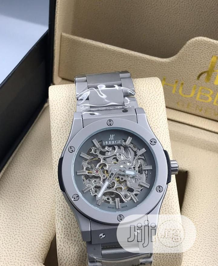 Top Quality Hublot Stainless Steel Watch