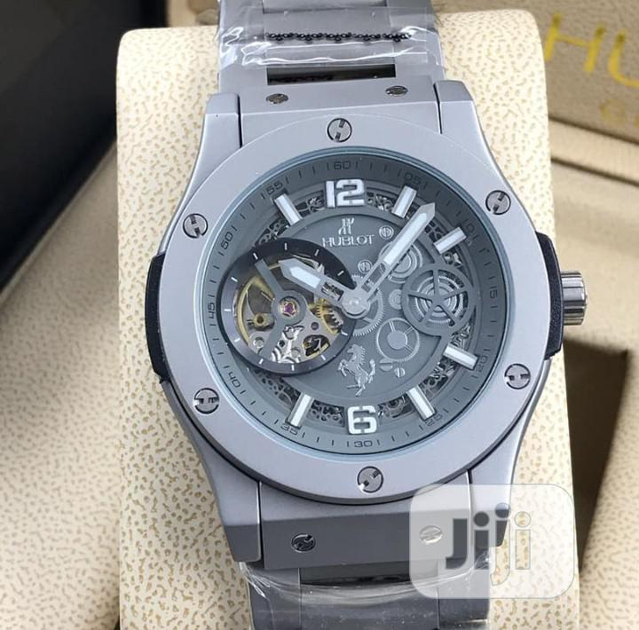 Top Quality Hublot Stainless Steel Watch | Watches for sale in Magodo, Lagos State, Nigeria