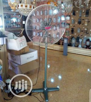 Ox Industrial 26 INCHES STANDING FAN   Home Appliances for sale in Lagos State, Lekki