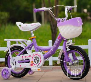 Size 14 Bicycle for Girls -Mr30   Toys for sale in Lagos State, Alimosho
