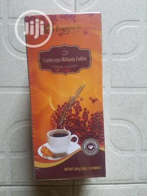 Longrich Cordyceps Militaris Coffee   Vitamins & Supplements for sale in Lagos State, Amuwo-Odofin