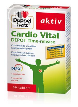 Doppelherz Cardio Vital | Vitamins & Supplements for sale in Lagos State, Ojo