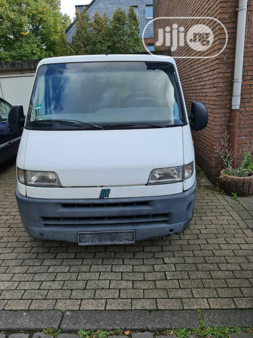 White Fiat Ducato Bus | Buses & Microbuses for sale in Orile, Lagos State, Nigeria