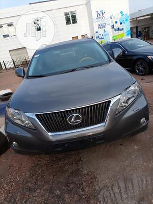 Lexus RX 2012 Gray   Cars for sale in Enugu State, Enugu