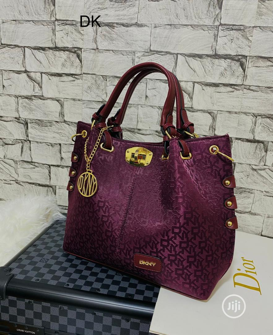 Female Quality Genuine Leather Handbags | Bags for sale in Ikeja, Lagos State, Nigeria