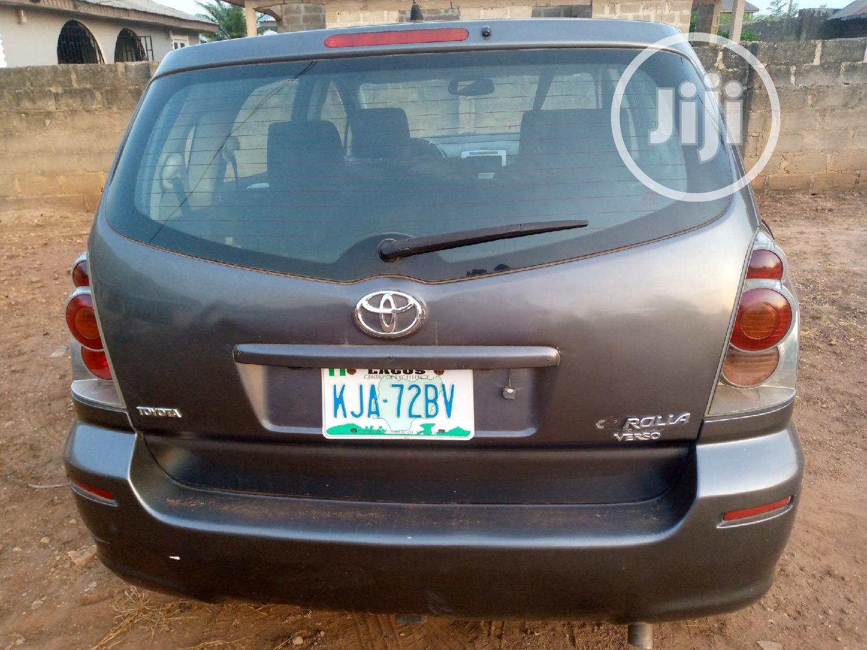 Toyota Corolla 2004 Gray | Cars for sale in Ogba, Lagos State, Nigeria