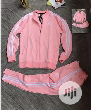 Quality Adidas Tracksuit Available Now   Clothing for sale in Lagos State, Lagos Island (Eko)