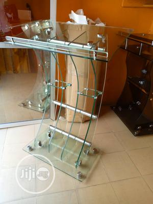 Pulpit Glass | Furniture for sale in Lagos State, Badagry
