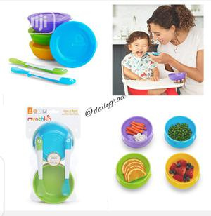 Munchkin Love-A-Bowl Feeding Set | Babies & Kids Accessories for sale in Lagos State, Ikeja