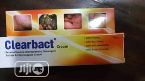 Clearbact Antifungal Cream | Skin Care for sale in Lagos State, Ojo