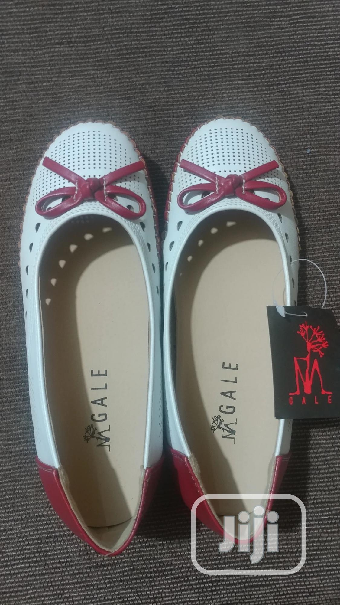 M Gale Flat Shoe