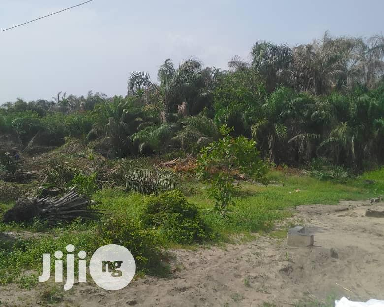 Pay & Build Land In Oba Anambra State.For Sale