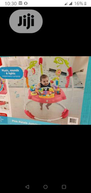 Fisher-Price Musical Jumperoo   Toys for sale in Lagos State, Ikoyi