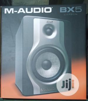 Studio Monitor M-Audio BX5   Audio & Music Equipment for sale in Lagos State, Mushin