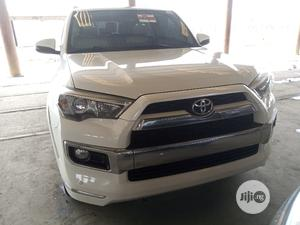 Toyota 4-Runner 2016 White   Cars for sale in Lagos State, Apapa