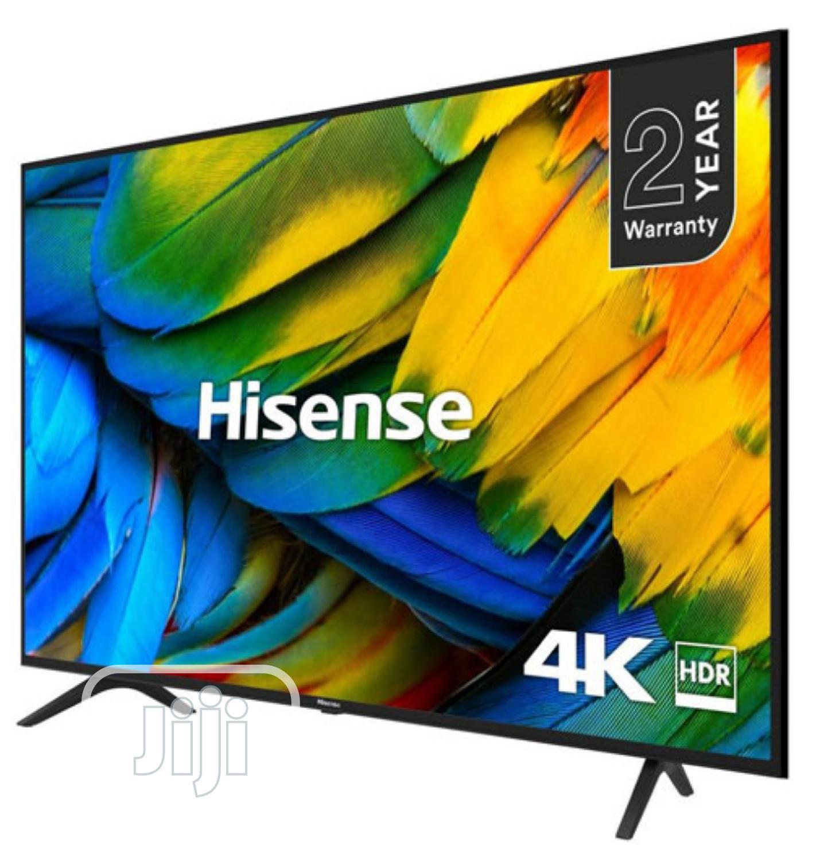 "2020 Made <Hisense (65B7100) 65""UHD Smart 4K Android TV Wifi"