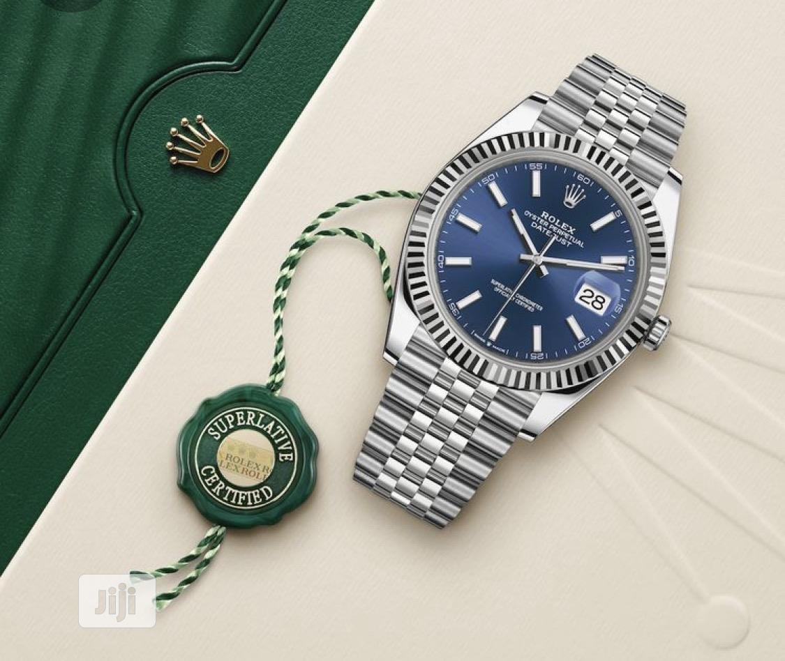 Rolex Wristwatch Available as Seen Order Yours Now