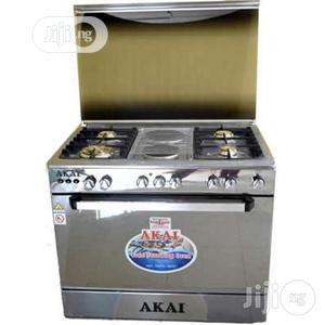 AKAI Japan Stand Cooker (,4 +2 )+Oven Ignition Start 3 Years   Kitchen Appliances for sale in Lagos State, Ojo