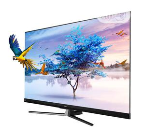 2020/2012 Hisense Tv 65''inchs UHD Android Smart 4K Tv +Wifi | TV & DVD Equipment for sale in Lagos State, Ikeja